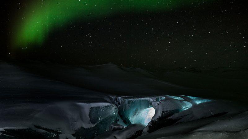 Inside the Big Ice - Sven Nieder