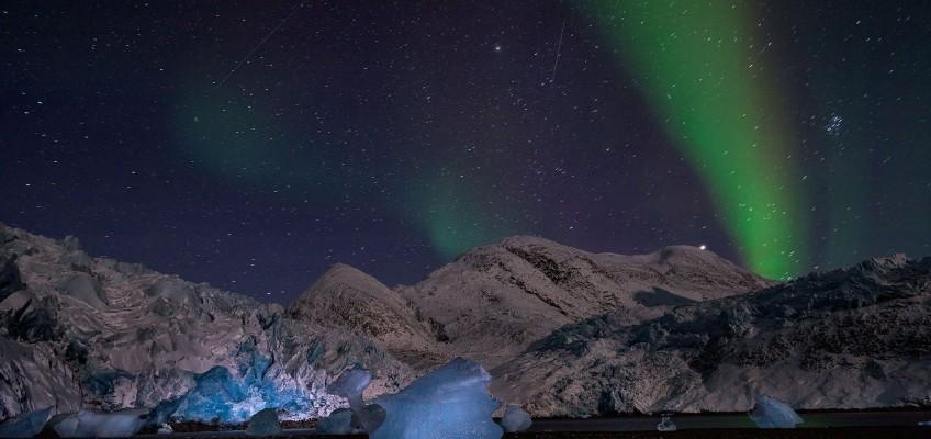 Stella Polaris* Ulloriarsuaq leuchtet in der Eifel
