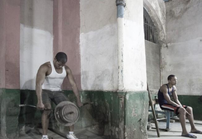 Workout 2 - 2009 Marcus Schwier
