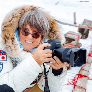 Nomi Baumgartl erhält BAUM Sonderpreis 2016 für ihr Lebenswerk