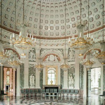 Neuer Bildband: Schloss und Park Benrath fotografiert von Marcus Schwier
