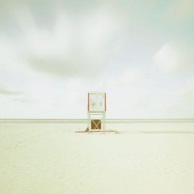 Am Strand - Insel Juist©Steffen Ulbrich